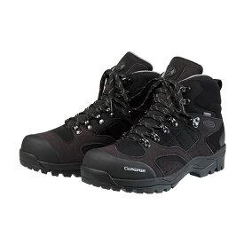 キャラバン C1-02S CRVN0010106 メンズ/男性用サイズ 登山靴 ブラック/シルバー