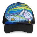 サンデーアフタヌーンアーティストシリーズトラッカーキャップ612ノーザンライトsdaftnS2A04523ユニセックス/男女兼用帽子