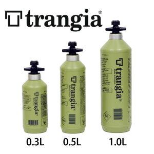 [エントリーでP5倍&割引クーポン5/16日1:59まで]トランギア フューエルボトル1.0Lオリーブ TR-506110 燃料ボトル