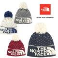 ノースフェイスファンタンビーニーNN41813ユニセックス/男女兼用帽子FanTanBeanie2018年秋冬新作