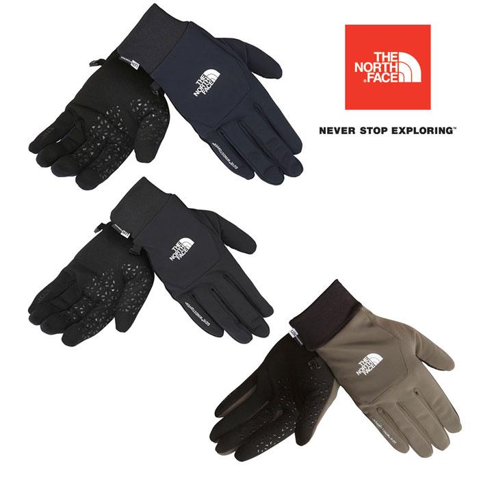 ノースフェイス ウィンドストッパーイーチップグローブ NN61617 ユニセックス/男女兼用 手袋 Windstopper Etip Glove 2018年秋冬新作