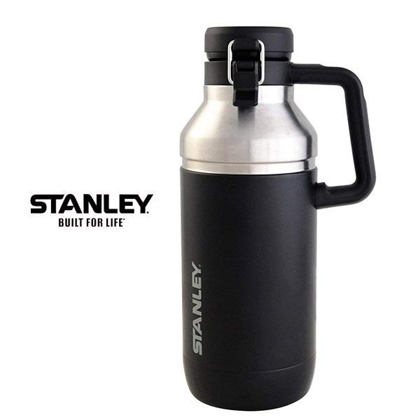 スタンレー ゴーシリーズ真空グロウラー 1.9L STL06688 ジャグ ブラック