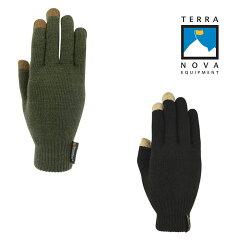 テラノバシニータッチグローブ21TMGユニセックス/男女兼用ThinnyTouchGlove手袋2018年秋冬