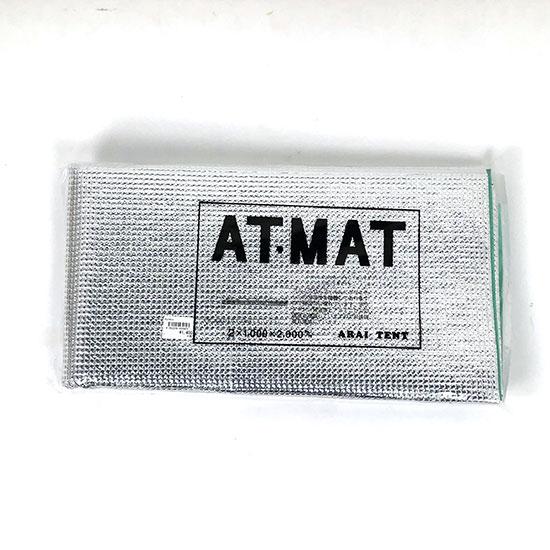 アライテント テントマット ARI051 テントマットL 銀マット インナーマット テントマット 【ゆうパケット不可】
