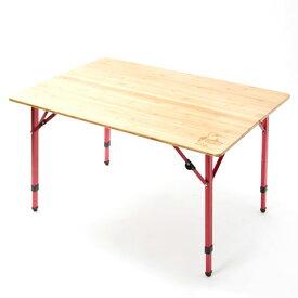 [キャッシュレス5%還元対象]チャムス バンブーテーブル100 CH62-1361 Bamboo Table 100 2019年新商品