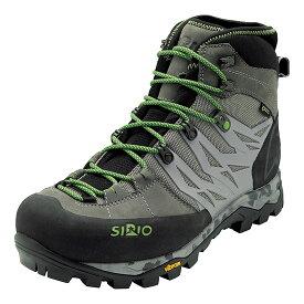 [キャッシュレス5%還元対象]シリオ P.F.46-3 SIRIO046-3 PF46-3 登山靴 メンズ/男性用 TTN チタン