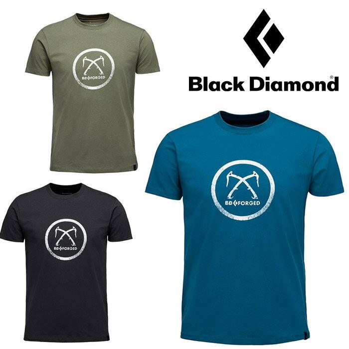 ブラックダイヤモンド メンズ BDフォージドティー BD67585 メンズ/男性用 Tシャツ 2019年春夏新作 ロストアロー正規取扱店