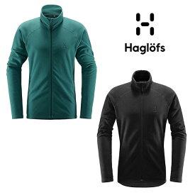 [キャッシュレス5%還元対象]ホグロフス アストロ ジャケット HAG604456 メンズ/男性用 フリース Astro Jacket Men 2019年秋冬新作