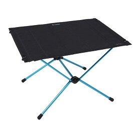[キャッシュレス5%還元対象]ヘリノックス テーブルワン ハードトップ L HELI1822212 テーブル BKブラック