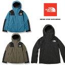 [キャッシュレス5%還元対象]ノースフェイス マウンテンジャケット NP61800 メンズ/男性用 ジャケット Mountain Jacket…