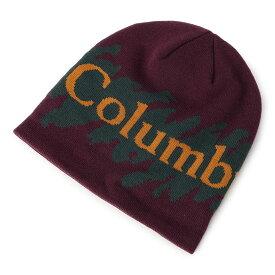 コロンビア コロンビアロッジロゴビーニー CU0146 ユニセックス/男女兼用 帽子 Columbia Lodge Logo Beanie ※半期に一度のクリアランス