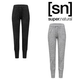 スーパーナチュラル エッセンシャルカフドパンツ SNW013830 レディース/女性用 パンツ W ESSENTIAL CUFFED PANT ※半期に一度のクリアランス