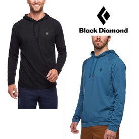 ブラックダイヤモンド メンズ クラッグフーディー BD67123 メンズ/男性用 パーカー ロストアロー正規取扱店 2020年春夏新作