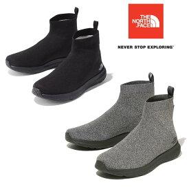 ノースフェイス ベロシティニットミッドゴアテックスインビジブルフィット NF51997 ユニセックス/男女兼用 靴 Velocity Knit Mid GORE-TEX Invisible Fit 2020年春夏新作