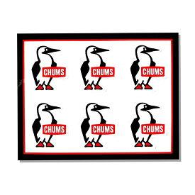 [最大4000円OFFクーポン配布中!6/26土1:59まで]チャムス ステッカーブービーバードミニ CH62-1621 Sticker Booby Bird Mini ステッカー