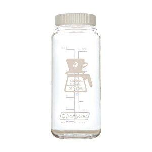 [最大4000円OFFクーポン配布中!6/26土1:59まで]ナルゲン コーヒービーンズ キャニスター150g(0.5L)クリア HMT91284 保存ボトル ナルゲンボトル
