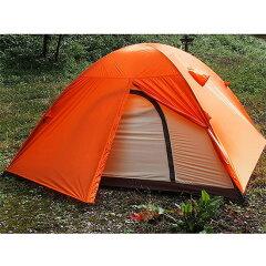 アライテントエアライズ4ARI071テントオレンジフォレストグリーンドームテントキャンプ用テント