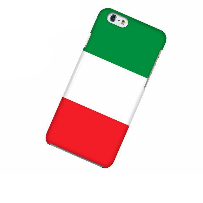iPhone 6 アイフォン シックス ケース 国旗 イタリア スマホケース スマホカバー ハードケース ハードカバー case 携帯 カバー 携帯ケース IP6-12FG227