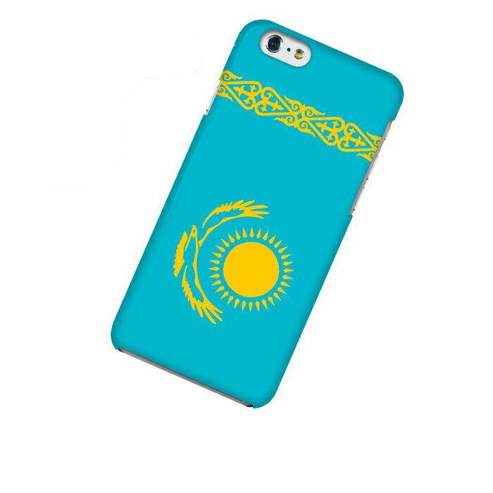 iPhone 6 アイフォン シックス ケース 国旗 カザフスタン スマホケース スマホカバー ハードケース ハードカバー case 携帯 カバー 携帯ケース IP6-12FG252