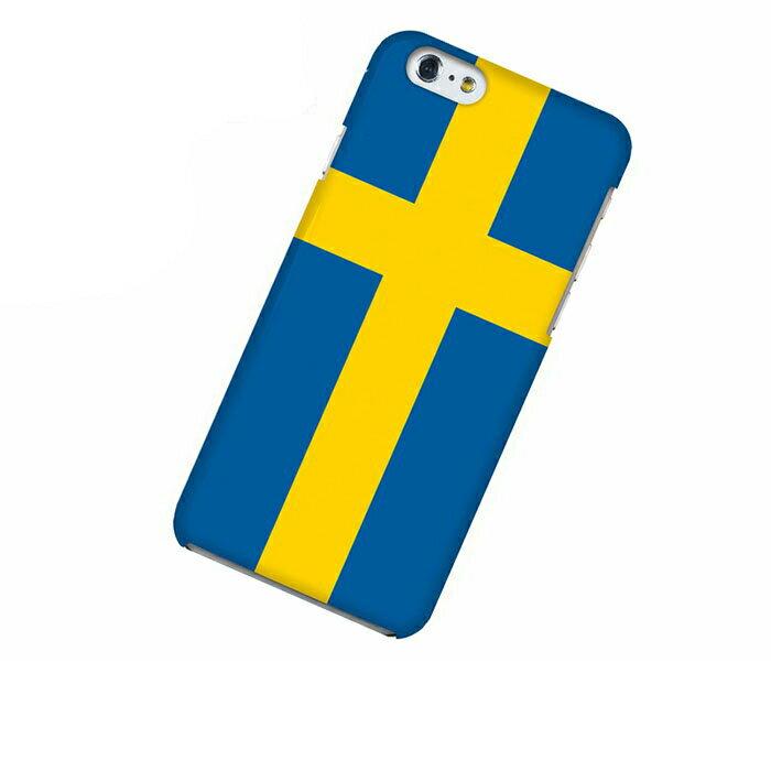 iPhone 6 アイフォン シックス ケース 国旗 スウェーデン スマホケース スマホカバー ハードケース ハードカバー case 携帯 カバー 携帯ケース IP6-12FG293