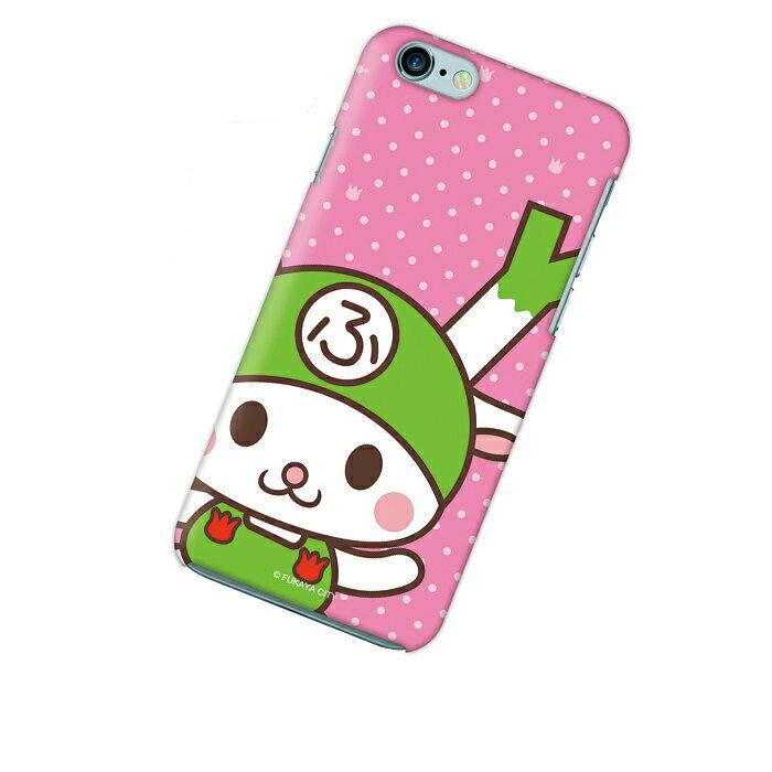 iPhone 6 アイフォン シックス ケース iPhone 6 アイフォン シックス カバー ふっかちゃん スマホケース スマホカバー ハードケース ハードカバー case 携帯 カバー 携帯ケース IP6-12FK002
