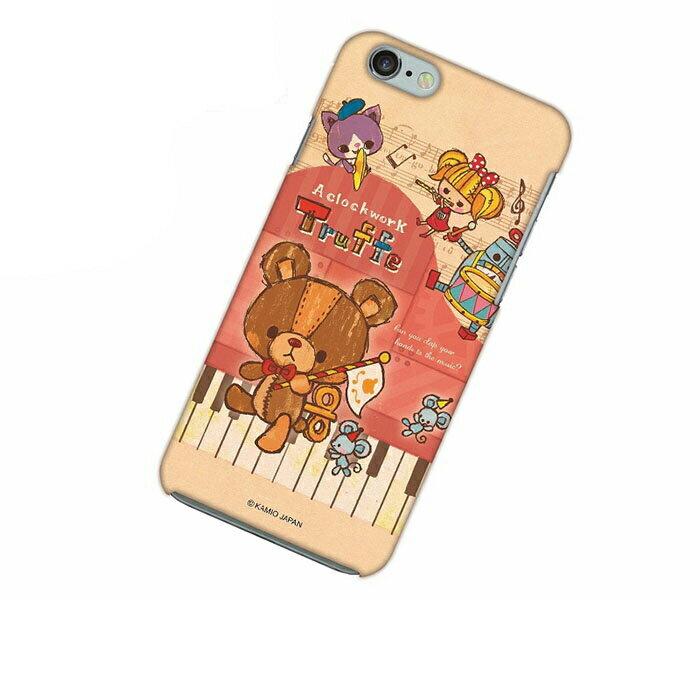 iPhone 6 アイフォン シックス ケース iPhone 6 アイフォン シックス カバー ぜんまいじかけのトリュフ スマホケース スマホカバー ハードケース ハードカバー case 携帯 カバー 携帯ケース IP6-12TR008