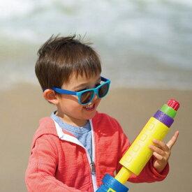 サングラス 子供用 キッズ ベビー キッズファッショングラス SQUARE スクエア ラバーテンプル インファント 幼児用 0才〜3才 UVカット UV400カット加工 紫外線対策 紫外線カット かわいい おしゃれ スパイス SFKY15**