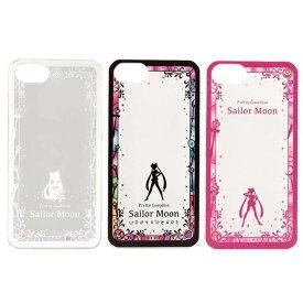 iPhone8/7/6s/6 対応 ケース カバー ハードケース 美少女戦士セーラームーン キャラクタージャケット クリアタイプ セーラームーン グルマンディーズ SLM-127