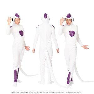 なりキャラ研究部なり研悪のエイリアンなりきり男女兼用UNISEXメンズレディース全身タイツ全タイキャラクター風おもしろ仮装変装コスプレコスチュームクリアストーン4560320887034