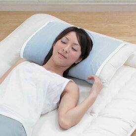枕カバー まくらカバー クールでドライな清涼枕カバー イージック仕様 快眠 快適 サラサラ ドライ 日本製 接触冷感 吸汗 クール ドライ さらさら 豊富 h374
