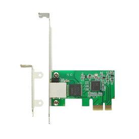 2.5Gbit対応 LANカード Mr.Jack 2.5ギガビット 増設PCI Expressx1ボード 高速通信 エアリア SD-PE25GLAN-1L