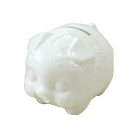 無地ブタの貯金箱 小サイズ らくやきマーカー用 ぶたの貯金箱 PIG BANK 貯金箱 無地 白 手作り 絵付け ハンドメイド エポックケミカル RMB-620