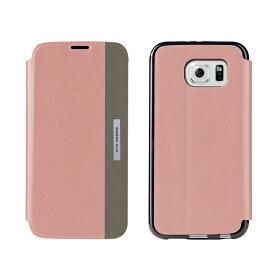 VIVA MADRID Galaxy S6 Lucido(ルシード) Berry Match(Pink) 製品型番:SGS6SBS-LUCPNK