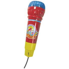 【あす楽】エコーマイク 声が響く! 声が変わる! マイク 玩具 おもちゃ カラオケ 遊戯 室内遊び 外遊び 子供用 アーテック 7755