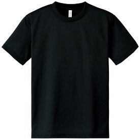 DXドライTシャツ LL ブラック 005 半袖 メッシュ Tシャツ 大人サイズ 男女兼用 普段着 運動 ダンス アーテック 38477