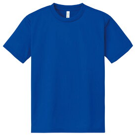 DXドライTシャツ S ロイヤルブルー 032 半袖 メッシュ Tシャツ 大人サイズ 男女兼用 普段着 運動 ダンス アーテック 38486