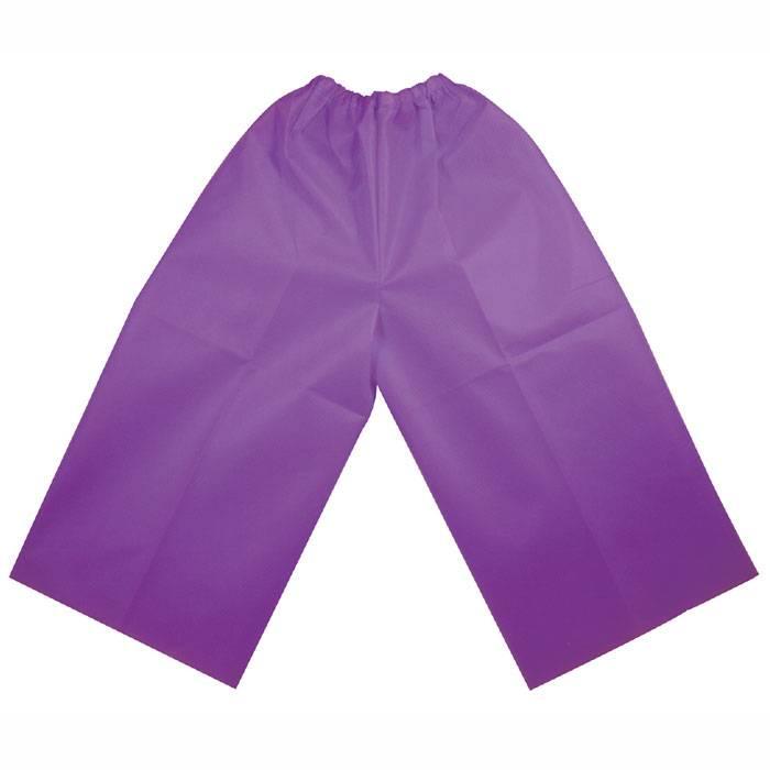 衣装ベース J ズボン 紫 パンツ ボトムス 運動会 イベント 衣装 仮装 コスチューム 競技 遊戯 ダンス 子供用 アーテック 4272