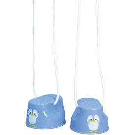 ぽっくり ぺんぎん アニマル 竹馬 ぽっくり 乗る 歩く バランス 遊び 遊具 玩具 おもちゃ 子供 アーテック 7110
