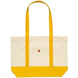 カラフルトートバッグ イエロー ショッピングバッグ 帆布バッグ 家庭科 裁縫 縫製 オリジナル 作成 アーテック 4644