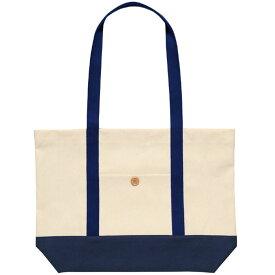 カラフルトートバッグ ネイビー ショッピングバッグ 帆布バッグ 家庭科 裁縫 縫製 オリジナル 作成 アーテック 4646
