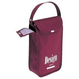 デザインバッグ えんじ 絵具バッグ 絵具入れ 画材バッグ 画材入れ 道具バッグ 道具入れ かばん 図工 美術 アーテック 10302