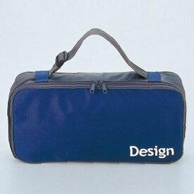SEデザインバッグ 紺 絵具バッグ 絵具入れ 画材バッグ 画材入れ 道具バッグ 道具入れ かばん 図工 美術 アーテック 10315
