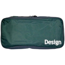 SEデザインバッグ 緑 絵具バッグ 絵具入れ 画材バッグ 画材入れ 道具バッグ 道具入れ かばん 図工 美術 アーテック 10316