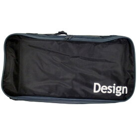SEデザインバッグ 黒 絵具バッグ 絵具入れ 画材バッグ 画材入れ 道具バッグ 道具入れ かばん 図工 美術 アーテック 10317