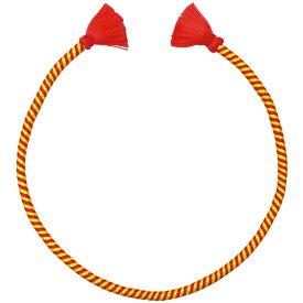 かんたんねじりはちまき 赤黄 捻り鉢巻 ハチマキ 運動会 イベント 小道具 グッズ 競技 お遊戯 ダンス 子供 アーテック 3558