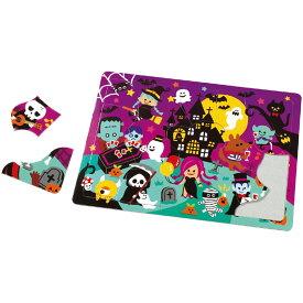 ようかいパズル 知育玩具 学ぶ 覚える 考える ハロウィン イラスト 絵あわせ おもちゃ 室内 遊ぶ 楽しい 幼児 子供 アーテック 6865