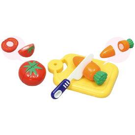 おやさいクッキング ままごとセット まな板 包丁 野菜 知育玩具 玩具 おもちゃ 室内 外 遊び ままごと 幼児 子供 アーテック 7863