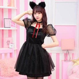 TG ブラックキャット BOX トキメキグラフィティ 黒猫 猫 キャット アニマル コスプレ コスチューム 衣装 仮装 変装 クリアストーン 4560320881278