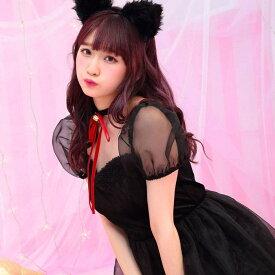 TG ブラックキャット トキメキグラフィティ 黒猫 猫 キャット アニマル コスプレ コスチューム 衣装 仮装 変装 クリアストーン 4560320881285