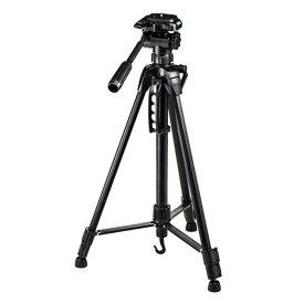 マルチスタンド 3段タイプ 一眼レフ&ビデオカメラ対応 スタンド 長さ調節 写真 動画 撮影 運動会 イベント サンワサプライ DG-CAM21
